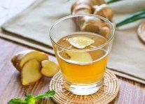 The Benefits Of Ginger For Losing Weight - Ginger Water Recipe