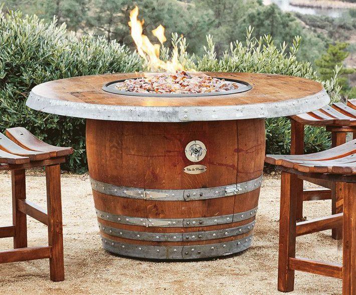 How To Use Old Wine Barrel – DIY Ideas