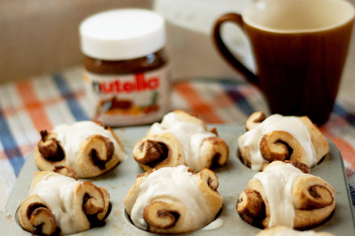 The Best Nutella Desserts - Recipes
