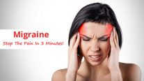 Migraine - Stop The Pain In 3 Minutes!