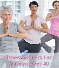 Fitness Secrets For Women Over 40