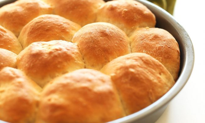 Hawaiian Sweet Rolls Bread – Keto Recipe