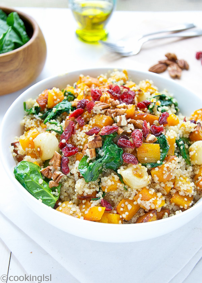 What Is Quinoa and Easy Quiona Recipes