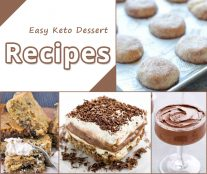 Easy Keto Dessert - Recipes