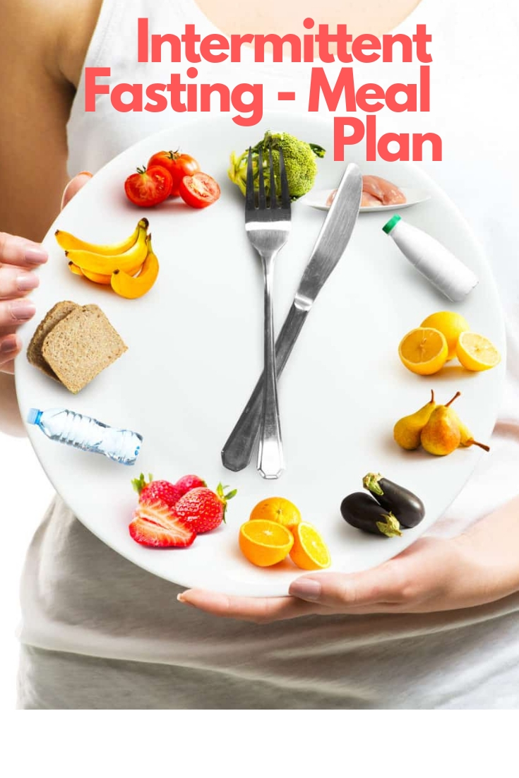 Intermittent Fasting - Meal Plan