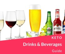 Keto Drinks & Beverages Guide