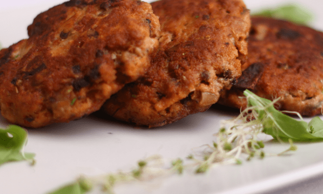 Healthy Greek Tuna Cakes