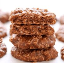 Chocolate Peanut Butter Keto Cookies