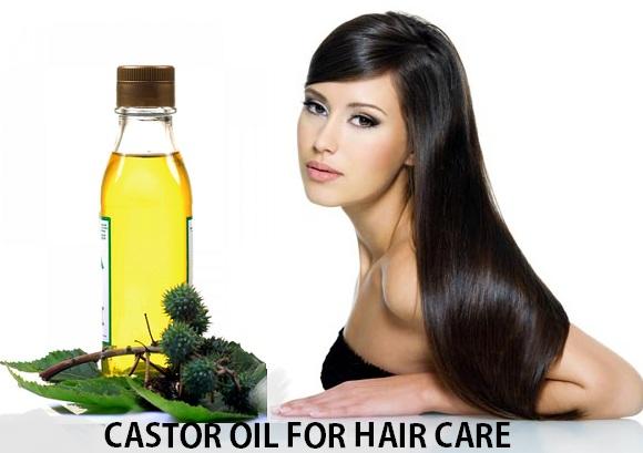 Castor oil benefits for hair split ends cure