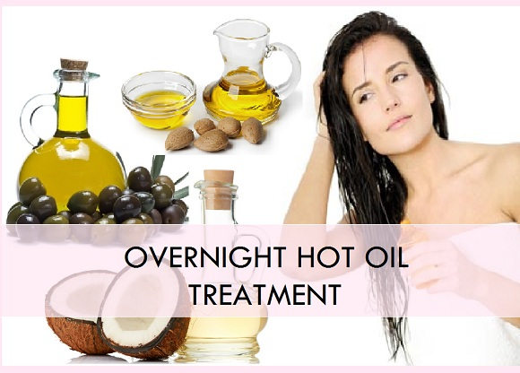 hot oil treatment at home