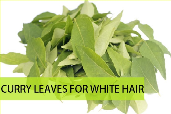 Curry Leaves For White Hair Grey Hair Recipes And Benefits