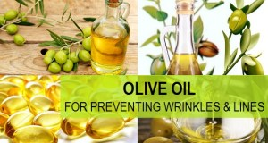 Prevent Wrinkles with Olive Oil