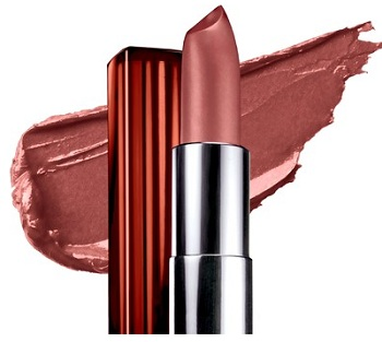 Maybelline Colorsensational Lipstick totally toffee