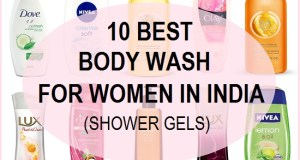 10 Best Body wash or Shower Gels for Women in India