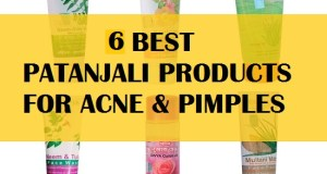 5 Best Patanjali Products for Acne and Pimples in India with Price