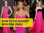 11 Elegant Makeup Tips to Wear with Pink Dress