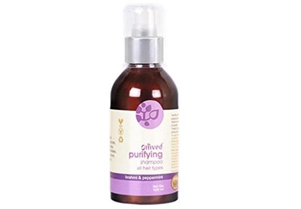 Omved Hair Scalp Purifying clarifying Shampoo