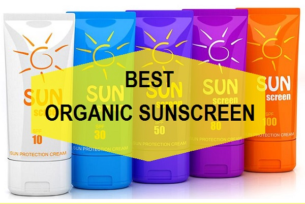 best organic sunscreen in india chemical free