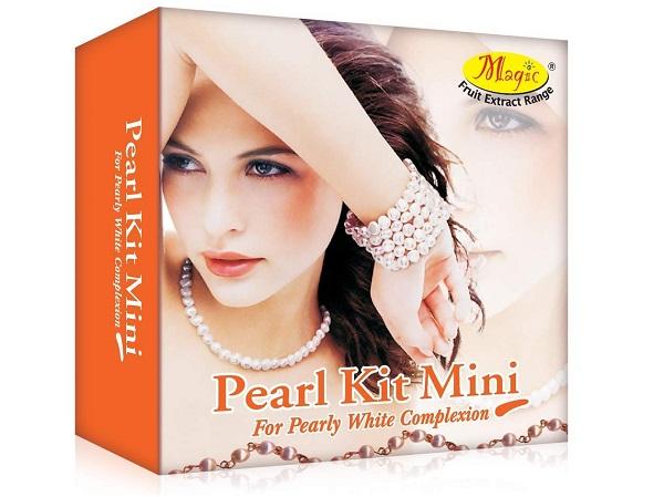 nature essence pearl facial kit