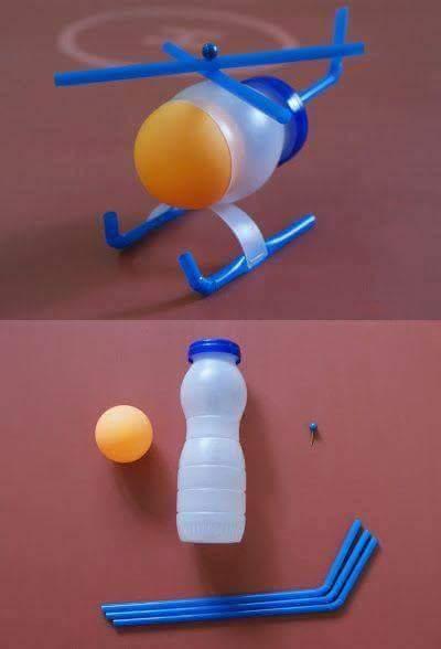 Mainan Dari Barang Bekas : mainan, barang, bekas, Keasi, Barang, Bekas, Balita