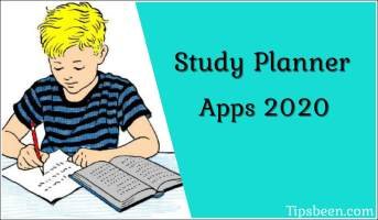 Best study planner for Android and ios
