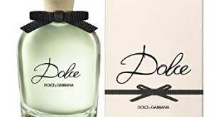 Authentic Dolce & Gabbana Perfume