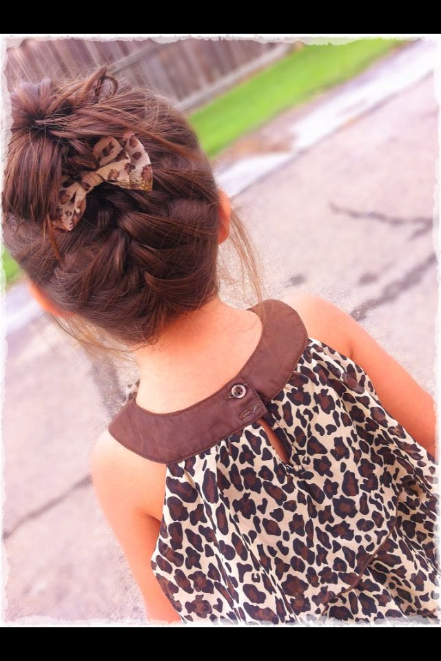 Braided Hairstyles For Baby Girls Tips De Madre