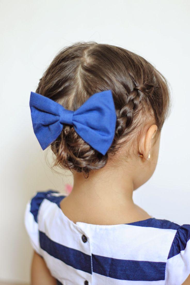 Peinados con trenzas para bebs y nias  Tips de Madre