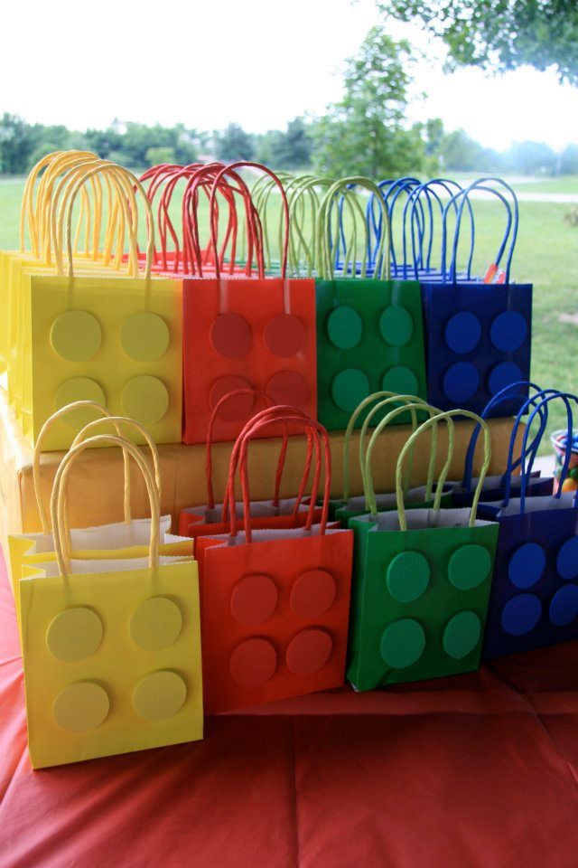 Ideas de bolsas para fiestas infantiles  Tips De Madre