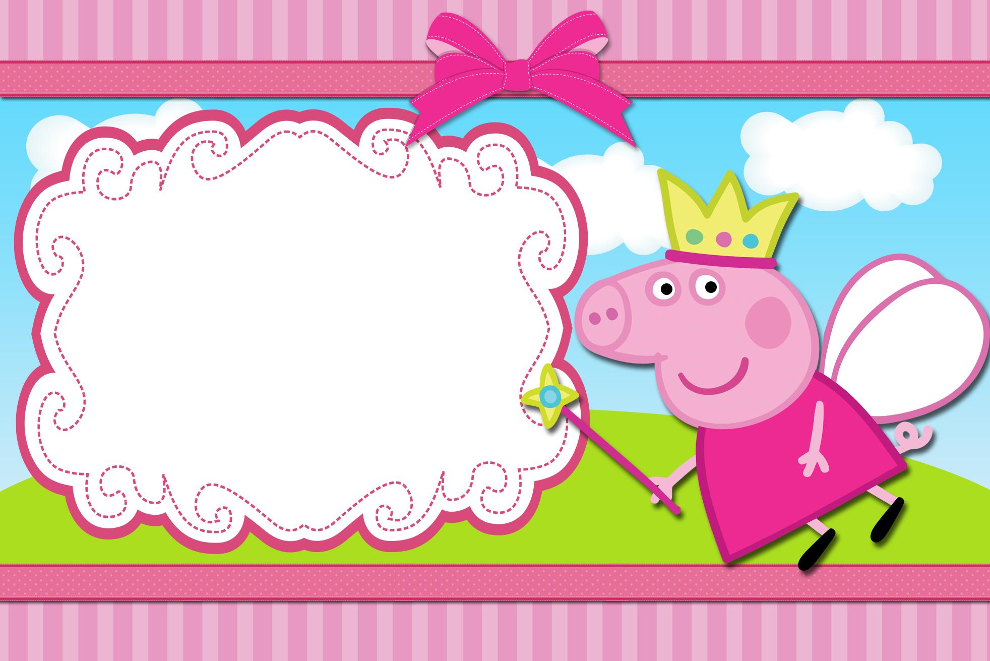 Fiesta de cumpleaos de Peppa Pig  Tips de Madre
