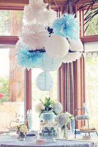 Ideas decorativas para un baby shower para nio | Tips de ...