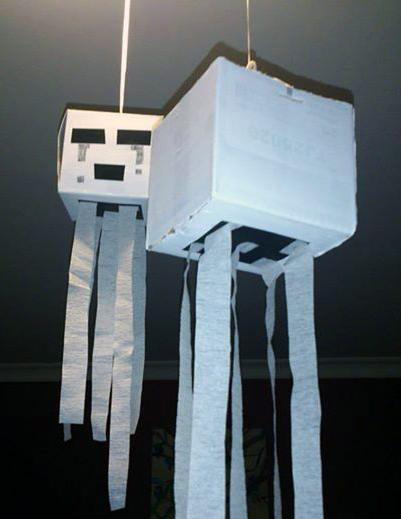 Fiesta de Minecraft  Cumpleaos infantil  Tips de Madre