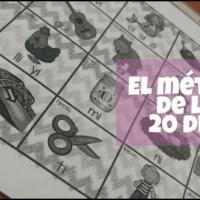 Método de los 20 dias o VACACHADAFA