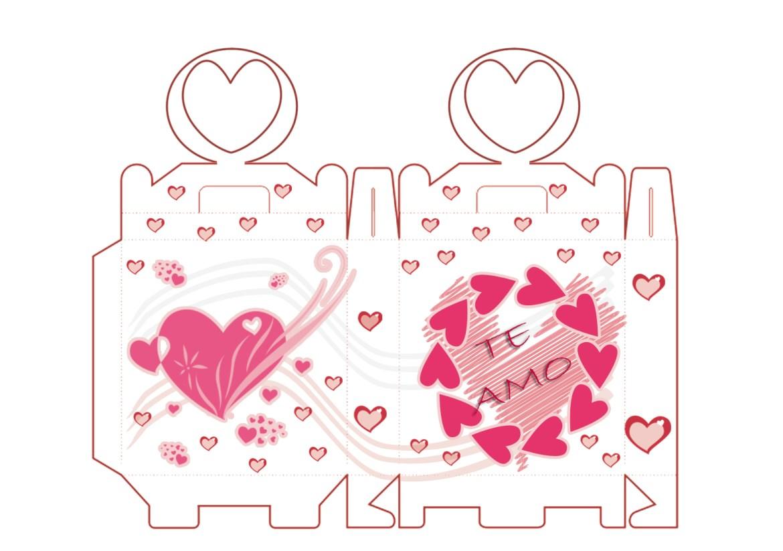 Cajas de Amor para imprimir