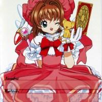 Etiquetas de Sakura Card Captor