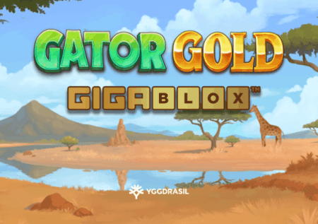 Gator Gold Gigablox Slot