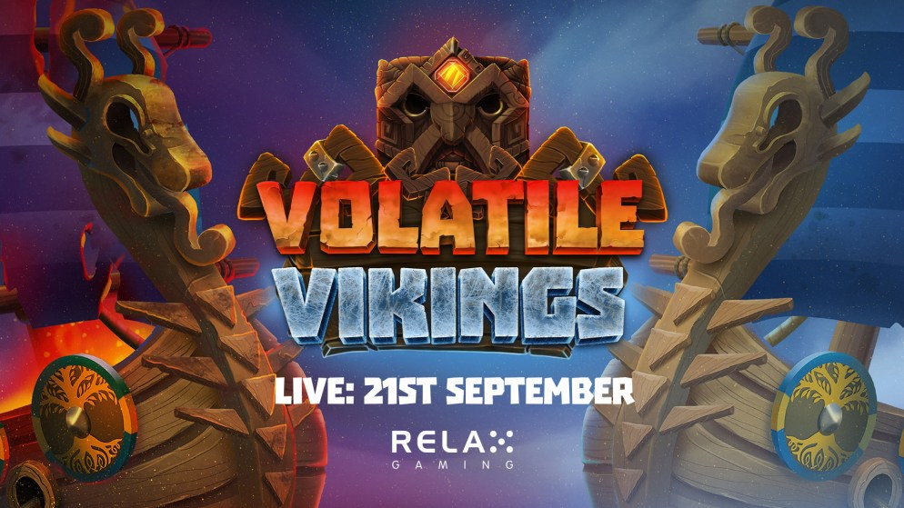 Relax Gaming braves fire and ice with Volatile Vikings
