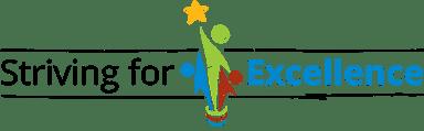 Striving for Excellence Logo