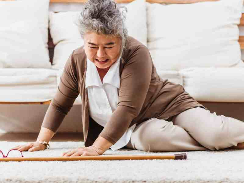 How To Prevent Bedroom Falls Among The Elderly