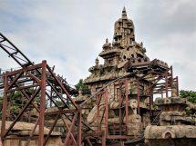 Indiana Jones Ride Disneyland Paris