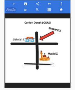 Aplikasi Pembuat Denah Lokasi : aplikasi, pembuat, denah, lokasi, Membuat, Denah, Sederhana, Lokasi, Undangan, Dengan