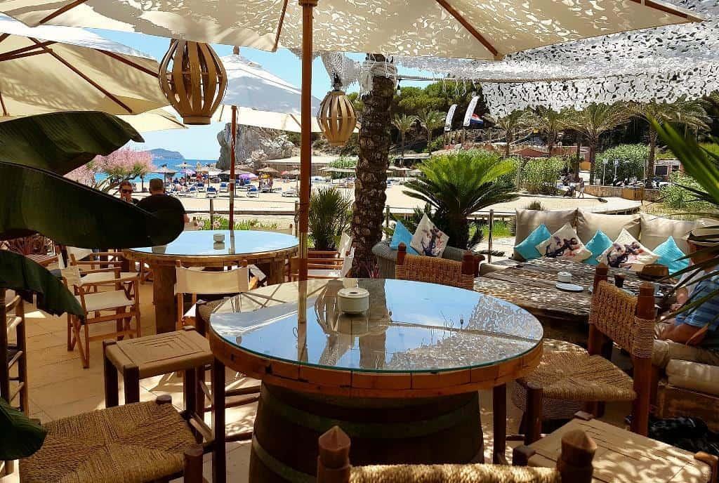 The Boat House Ibiza Vintage restaurant in Cala San Vicente  Tips Ibiza
