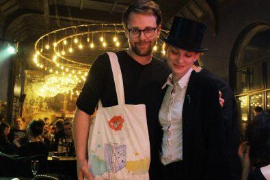 TIPS 24.03.17 Diary Slam, Lars Ruppel & Josephine von Blueten Staub