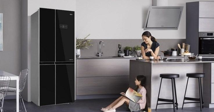 Hình ảnh 1/5 Lưu ý không thể bỏ qua để chọn tủ lạnh đẹp cho phòng bếp
