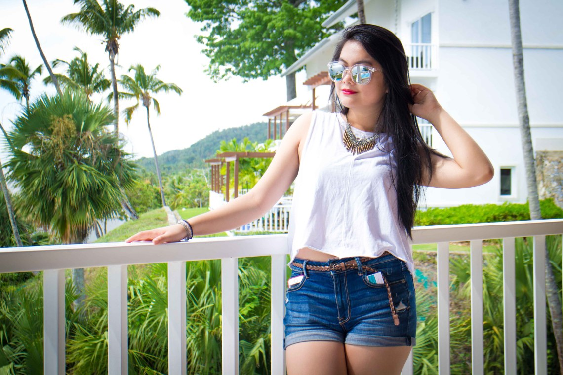 fashion blogger outfit casual