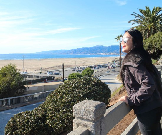 santa monica california trip