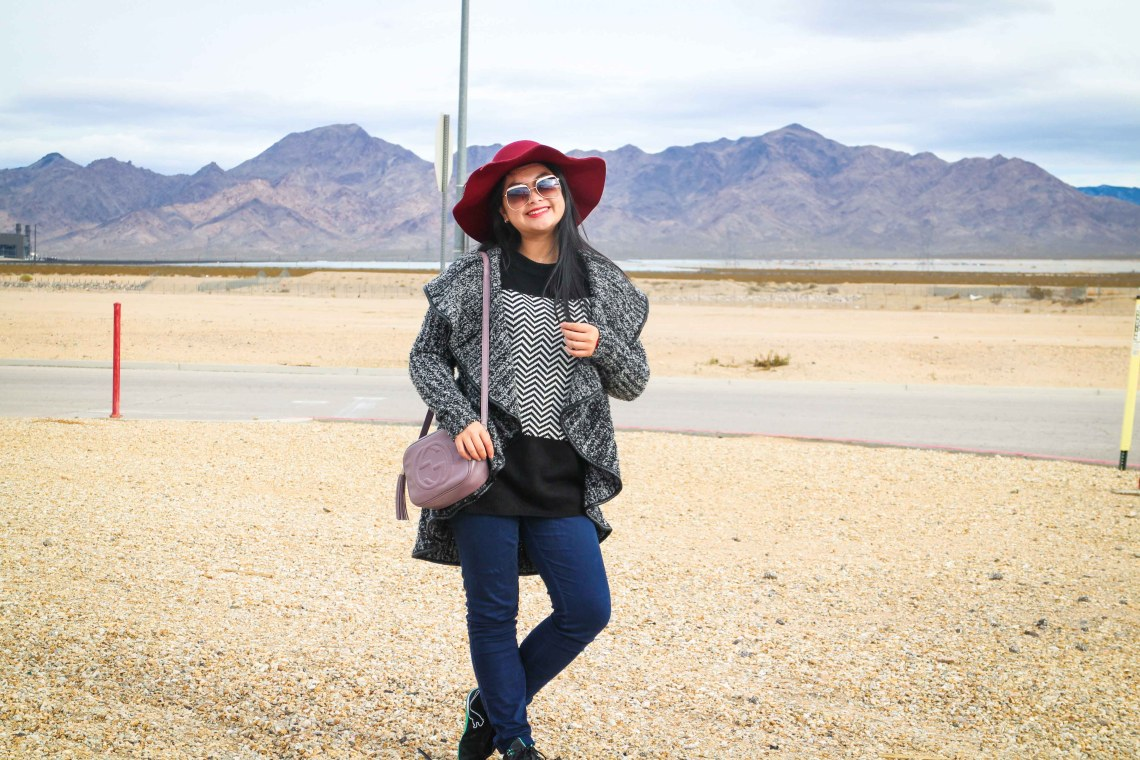 travel las vegas outfit