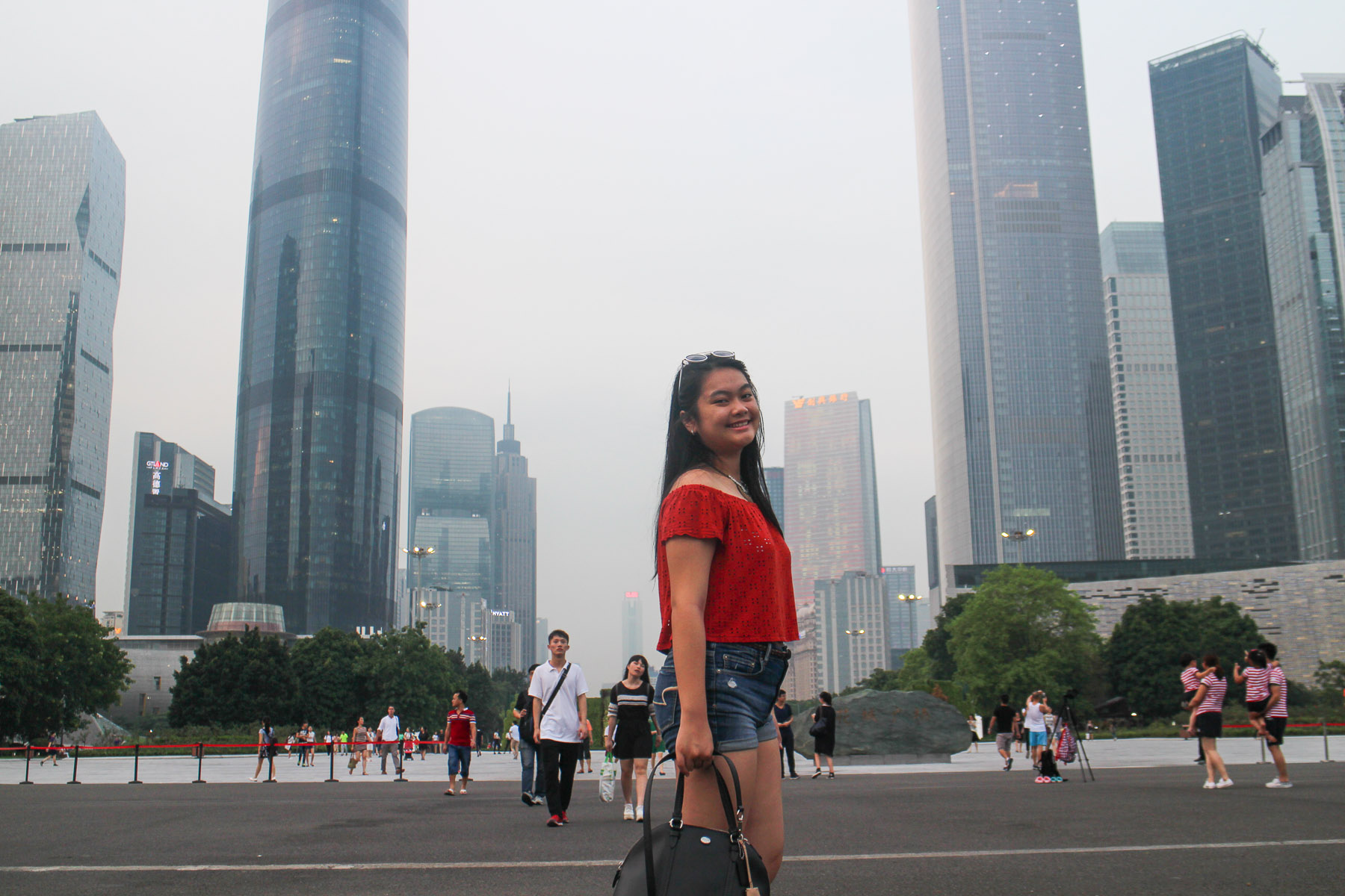 china karen wen blogger guangzhou