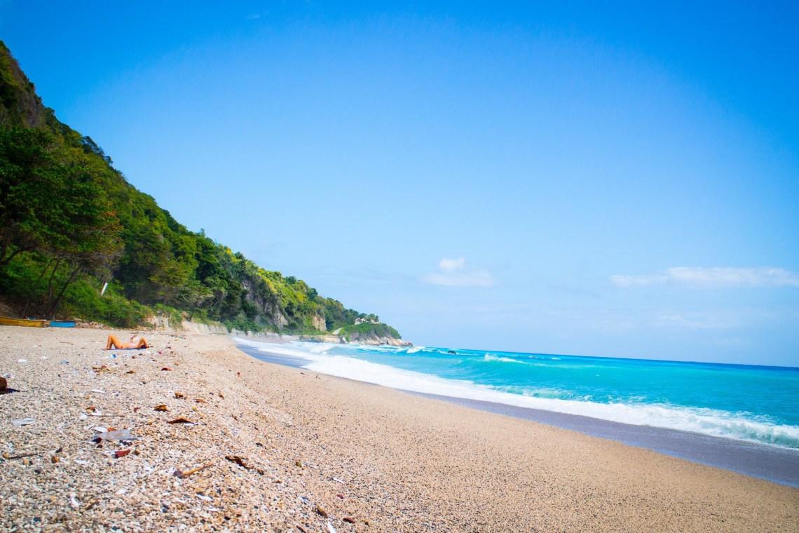 dominican republic beaches barahona san rafael