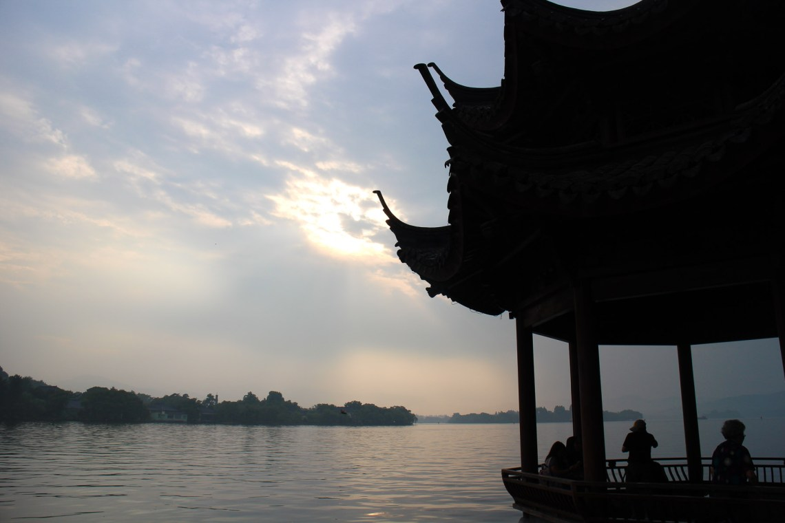 china travel lakes hangzhou